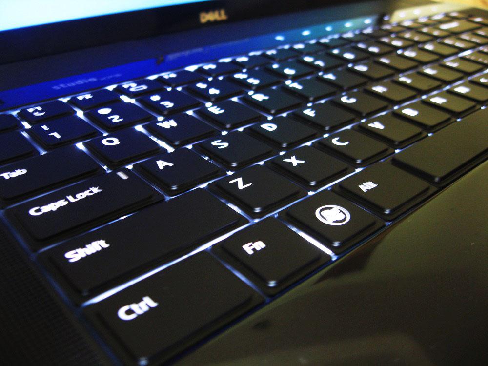 led backlit keyboard. Black Bedroom Furniture Sets. Home Design Ideas